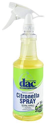 DAC 32 oz Equine and Livestock Citronella Scented Fly Spray