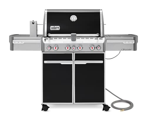 Weber Summit E-670 6-Burner Natural Gas Grill Review