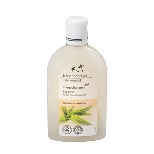 Schoenenberger Pflegeshampoo Plus Bio-Aloe, 2er Pack (2 x 250 ml)