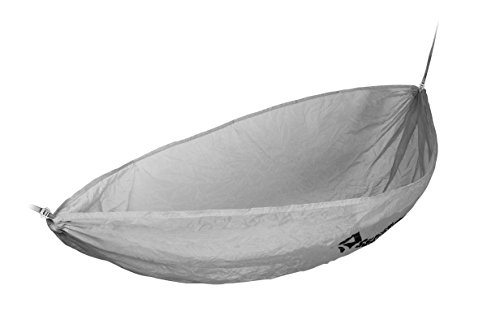 Sea to Summit Ultralight Hammock Single - Grey - For Travel & Camping - Lightweight & Compact