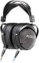 Audeze LCD-2 Closed Back Over Ear Isolating Headphones with New Suspension Headband and Maze-Design earcups