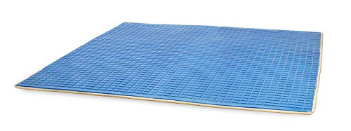 Cooling Gel Mattress Topper - Bed Cooling Mattress Pad to Help You Stay Cool - Silent, Comfortable, Effective Long Lasting Heat Relief (Twin 80 Inches x 39 Inches)