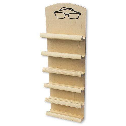 Brillenablage für 6 Brillen