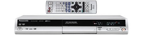 Amazing Deal Remanufactured Panasonic DMR-ES10S DIGA Series DVD Recorder (Silver)