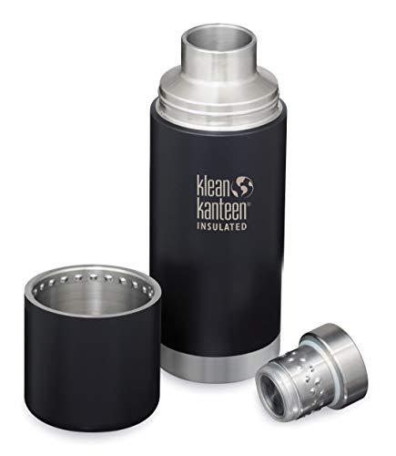 Kleen Kanteen 1004931 Isolierkanne, Shale Black (matt), One Size