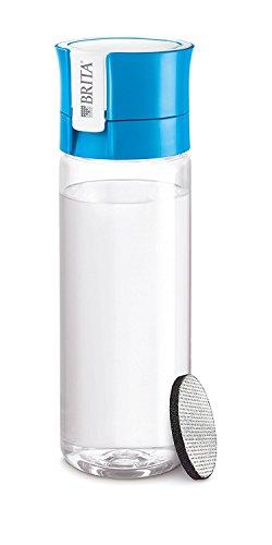 ブリタ 浄水機能付きボトル フィル&ゴー カートリッジ2個付き 600ml ブルー