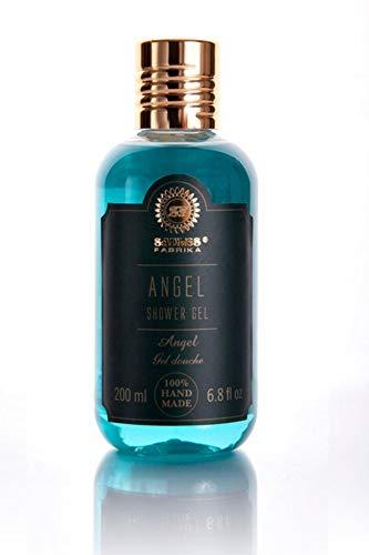 SAULES FABRIKA Damen Herren Duschgel Kosmetik Shower-Gel Wellness SPA-Erlebnis Duft: Angel