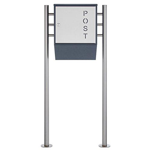 Design staande brievenbus