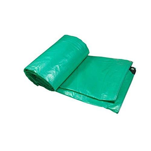 Verdicken Sie Im Freien Wasserdichtes Tuch, Wasserdichtes Sonnenschutzplanentuch-Sonnenschutz-LKW-Dreiradregenplane (Size : 10x15m (actual size 9.7x14.7m))