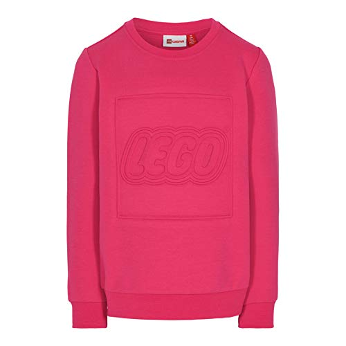 LEGO Wear Girls Classic Sweatshirt Sudadera, 478, 134 para Niñas