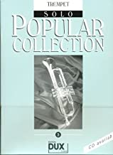 Musikverlag Dux POPULAR COLLECTION 3 - Partituras para trompeta