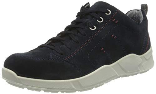 Jomos Herren Akzent Sneaker, Blau (Nachtblau 84-845), 42 EU