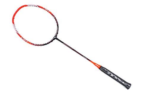 Apacs Zig Zag Speed III Badmintonschläger (4U) Orange