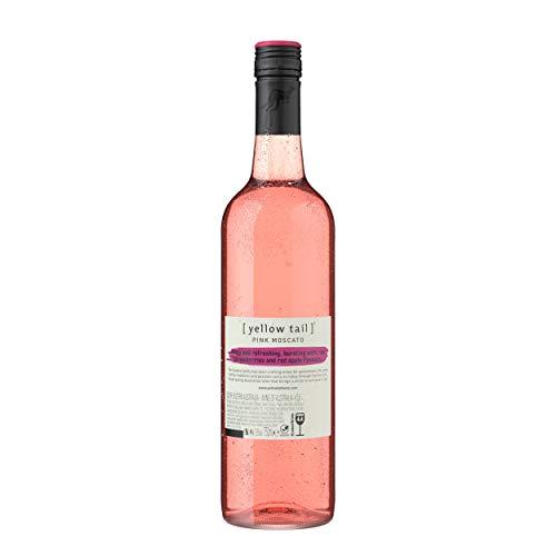 Yellow Tail Pink Moscato - Süßer Roséwein aus Australien mit 7,5% vol. Alkohol (1 x 0,75l) - 4