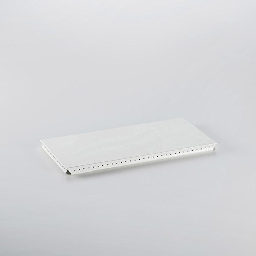 Swissmobilia Métal élément außentablar pour USM Haller 350 x 175 RAL 9010 Blanc Pur