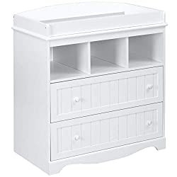 best baby changing table - dresser