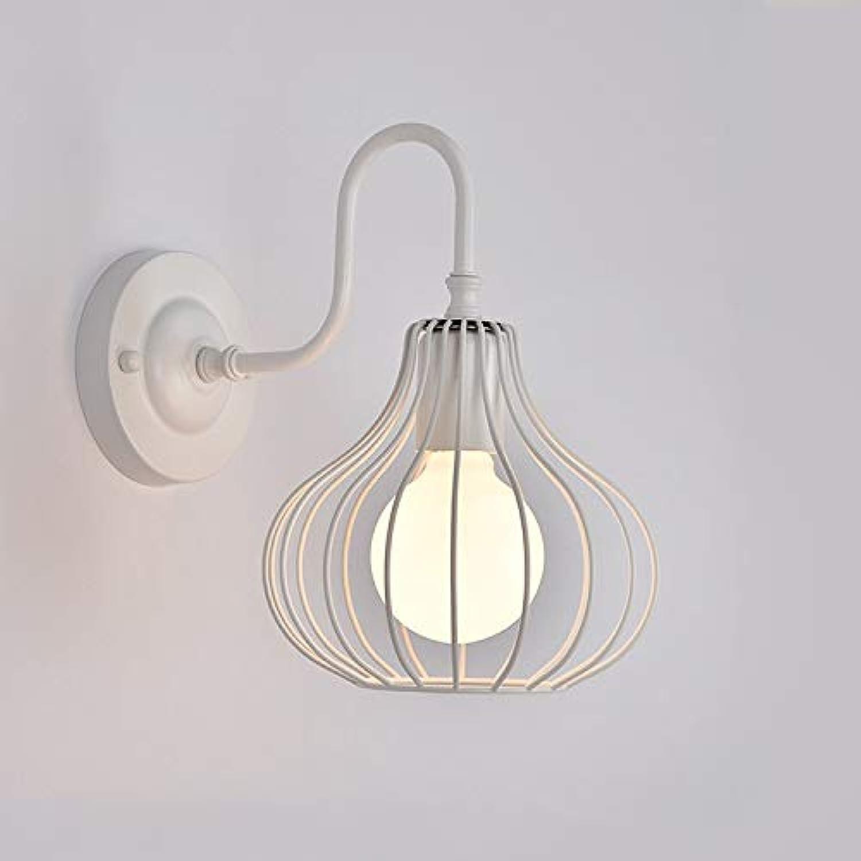 XY&XH Wandlampe, Einfache kreative wandleuchte führte schlafzimmer nachttischdekoration nordic designer wohnzimmer flur hotel wandleuchten Holtel Korridor, A