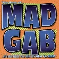 Mad Gab Original 1995 Patch Products 300 Card Edition by Patch Products