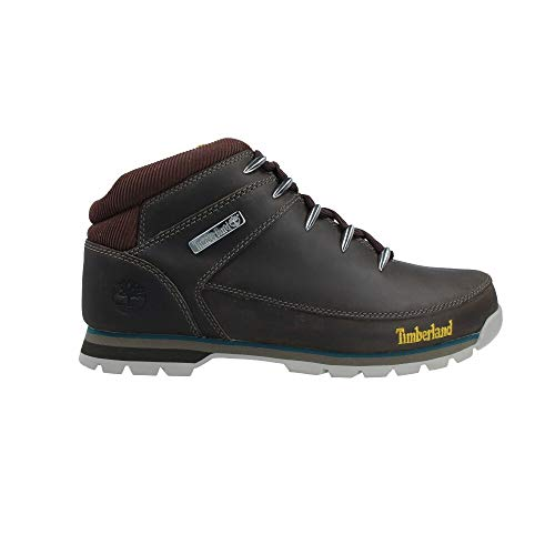 Timberland Euro Sprint Hiker A122L y A1219-42, Marron Oscuro