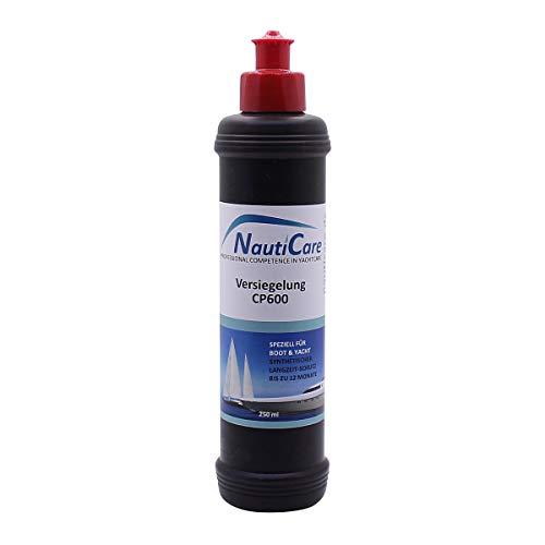 NautiCare Langzeit-Bootsversiegelung CP600 | 250 ml | Für Lack GFK Gelcoat