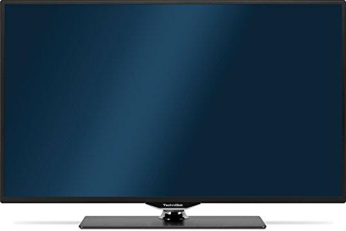 TechniSat 5032/8400 TechniSmart 32 Pro II 81 cm (32 Zoll) Smart-Fernseher (Full-HD, WLAN) schwarz/titan-metallic