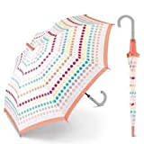 Esprit Long Handle Long AC Umbrella with UV Coating (Long AC PRT Multicol)
