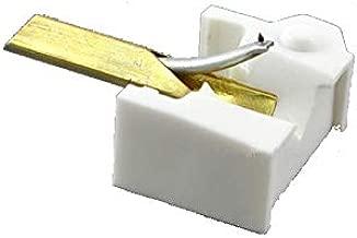 NEW DIAMOND NEEDLE STYLUS FOR SHURE M44 M44-7 M447 4759-D7C 759-DE