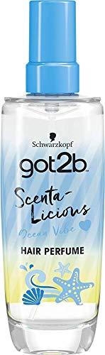 Got2b - Perfume de cabello Ocean Vibe - 5 unidades de 75ml - Schwarzkopf