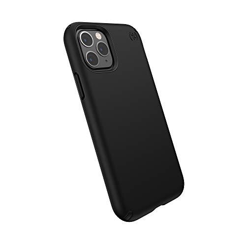 Speck Custodia Protettiva Sottile per iPhone 11 Pro Cover Caso Anti Shock Durevole Resistente per Telefono Cellulare Smartphone Apple - Presidio Pro - Nero