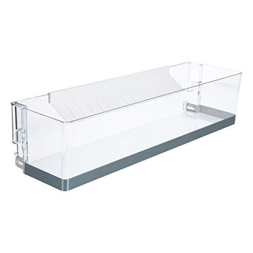 Miele 9557910 ORIGINAL Abstellfach Flaschen Tür Absteller Türfach Flaschenfach 427x95mm unten für Kühlschrank