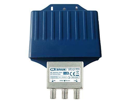 Spaun DiSEqC Schalter 2/1 SAR 213 WSG (Nachfolger SAR 212 WSG)