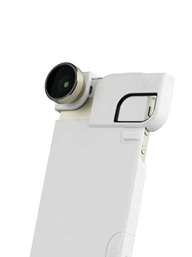 olloclip 4-In-1 Combo Kit Lens und Case für iPhone 5/5S - Retail Packaging - Gold