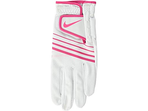 Nike Golf Glove Womens White SUMMERLITE L/H Golfhandschuh, weiß, Medium - Large