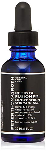 Peter Thomas Roth Retinol Fusion Pm Night Serum, 1 Fl. Oz