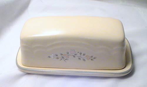 Rememberance 1/4 Lb Butter Dish (0.25 Lb Butter Dish)