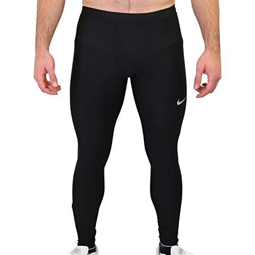 Nike M Nk Run Mobility Tight Leggings Men Black - XXL - Leggings Pants