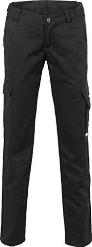 Planam Damen Arbeitshose Easy Outdoor Bundhose (36, schwarz)