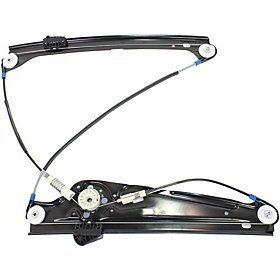 OE Replacement BMW 745/750/760 Front Driver Side Door Glass Regulator (Partslink Number BM1350112)