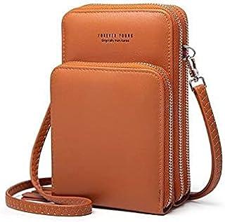 فور ايفر يانغ حقيبة للنساء-بني - حقائب طويلة تمر بالجسم