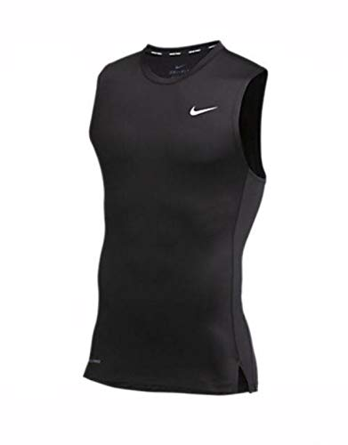 Nike Pro Sleeveless Compression Top Black M