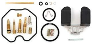 Deluxe Carburetor Rebuild Kit With Float - Compatible with Honda CRF100F - CRF100-2006-2013