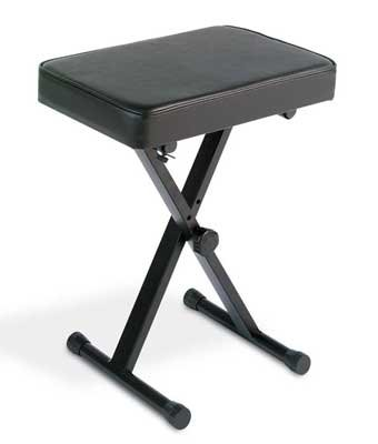 2. Yamaha Adjustable Keyboard X-Style Bench