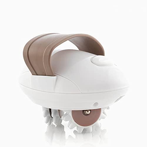 InnovaGoods V0100511 - Masajeador anticelulitico electrico con 2 cabezales, 9 W