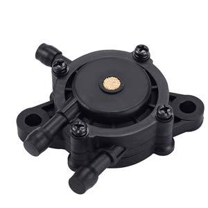 Hipa 491922 808656 Fuel Pump for Kohler 24 393 16-S 24 393 04-S fits for John Deere LG808656 Honda 16700-Z0J-003 Engine Lawn Mower