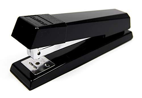 Bostitch No-Jam Premium Desktop Stapler, Full-Strip, Black (B660-BLACK), Full Strip