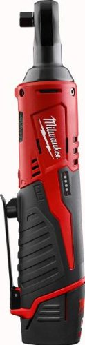 Milwaukee 2457-21 M12 Cordless Ratchet Kit