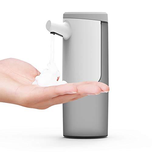Morlin Automatic Dish Soap Dispenser for Kitchen Sink, Bathroom Countertop Touchless Foaming Hand Soap Dispensers, Hands Free dispensador de jabon liquido para cocina
