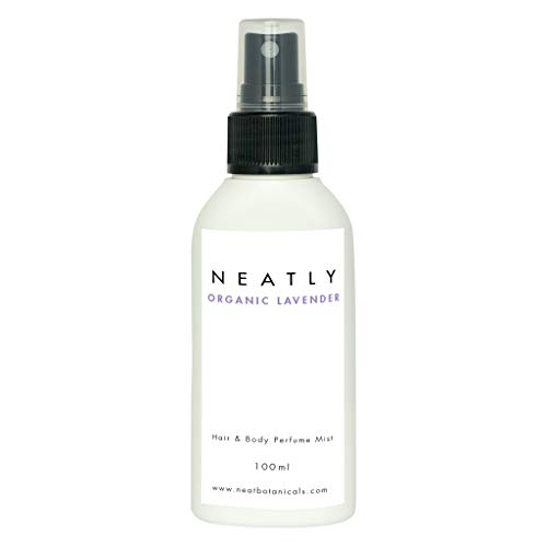 Hair & Body Perfume Mist de NEATLY, con aroma de lavanda