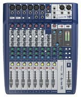Best Price Square MIXING DESK, 10 CHANNEL BPSCA SIGNATURE 10 - DP34442 By SOUNDCRAFT
