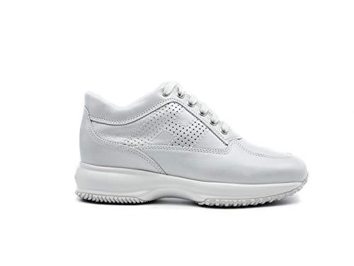 Hogan Sneaker Interactive Donna H Bucata HXW00N00E30MVGB001 35, MVG Bianco